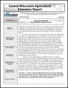 CWAS Newsletter Apr15