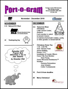 Nov-Dec16 Port-o-Gram